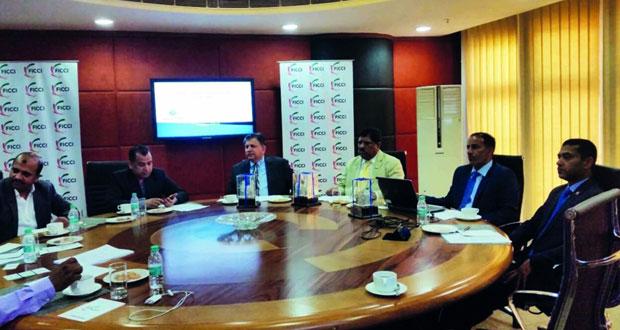 الغرفة تواصل استعداداتها للمشاركة في مؤتمر الشراكة العربي الهندي