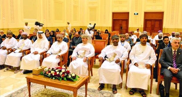 بدء أعمال ملتقى المعلومات الصناعية والإحصاء في الدول العربية
