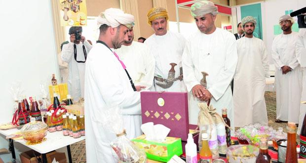 بدء أعمال معرض عمان للإمتياز التجاري «الفرانشايز» بمشاركة أكثـر من 60 شركة محلية وعالمية