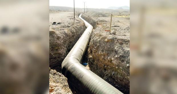 «هيئة الكهرباء والمياه» تواصل تنفيذ عدد من المشاريع الاستراتيجية في قطاع المياه