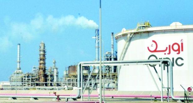 """يناير المقبل.. """"أوربك"""" تضع حجر الأساس لمشروع محطة استخلاص سوائل الغاز الطبيعي بمنطقة فهود"""