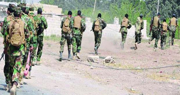 الجيش السوري يتقدم بـ(حلب الكبرى) ويدعو المسلحين للانسحاب