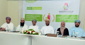 الجمعية العقارية العمانية تكشف تفاصيل مسابقة جوائز عمان العقارية في نسختها الثانية لعام 2016