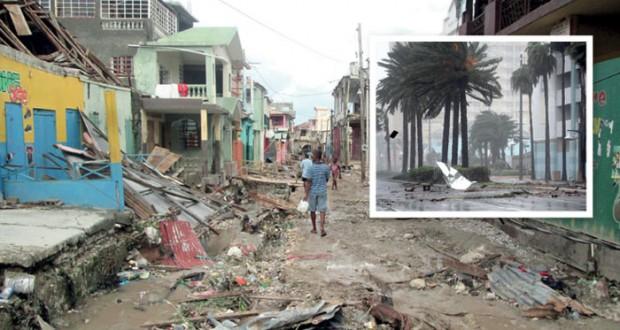 إعصار(ماثيو) يحصد المئات بالكاريبي ويرعب 12 مليون أميركي