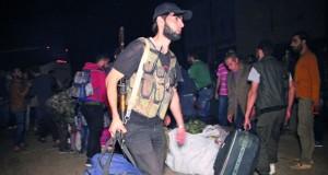 """سوريا: """"الهستيريا"""" الغربية بشأن حلب سببها الوضع السيئ للإرهابيين"""