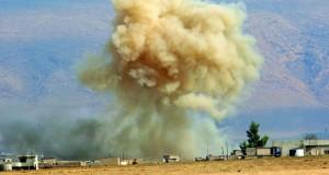 الجيش السوري يستعيد بلدة استراتيجية بحماة و(الموصل) تخلف طوفان نازحين