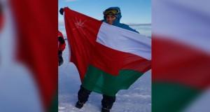 أنيسة تستعد للتزلج على القطب الشمالي