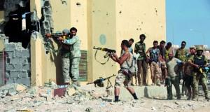 ليبيا: (الوفاق) تتقدم في آخر معاقل داعش بسرت
