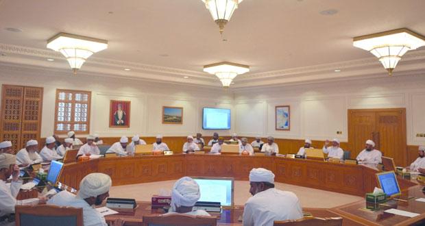 الجمعية العامة للمحكمة العليا تعقد اجتماعها الأول للعام القضائي الجديد