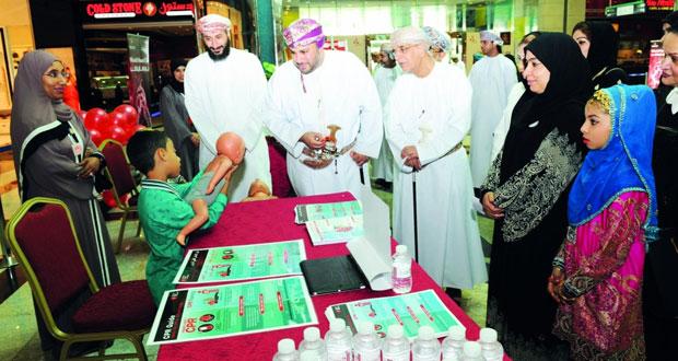 وزارة الصحة تنظم احتفالاً باليوم العالمي للقلب