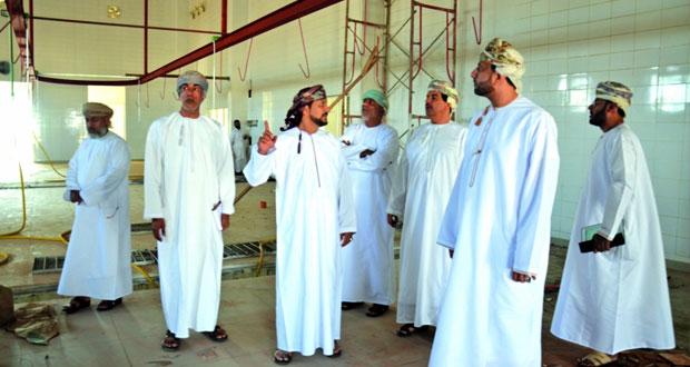 وزير البلديات يتابع المشاريع البلدية والمائية بشمال الشرقية