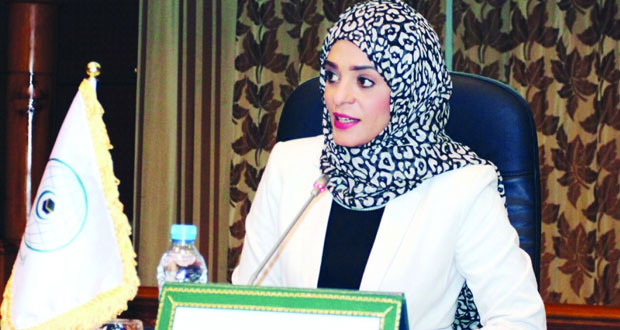 تجديد تعيين أمينة الحجريةمديرة عامة مساعدة للإيسيسكو