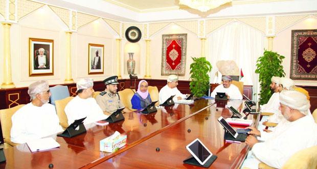 الأجتماع الثالث لأمناء المجلس العماني للاختصاصات الطبية الثالث يناقش ويعتمد سياسات اجتياز المراحل التدريبية والخطة الاستراتيجية (2020- 2040)