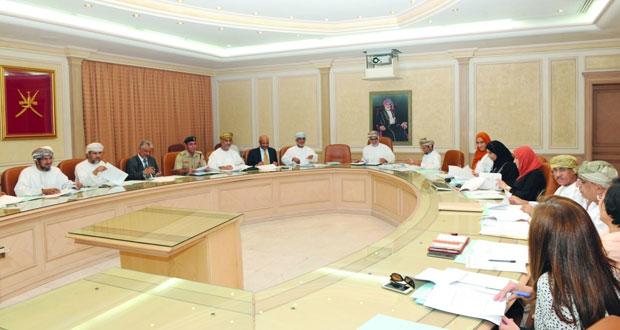 اجتماع اللجنة الوطنية العليا لمكافحة الأمراض المزمنة غير المعدية