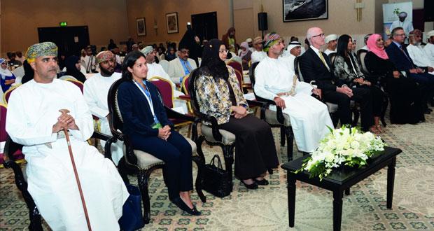 وزيرة التعليم العالي ترعى افتتاح المسابقة الوطنية للخطابة البيئية لطلبة الكليات والجامعات