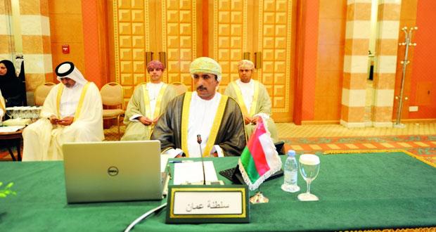السلطنة تشارك في اجتماع الوكلاء المسؤولين عن شؤون البيئة بدول المجلس بالسعودية