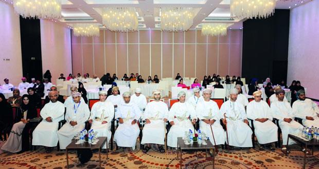 افتتاح المؤتمر الوطني الأول لطب الطوارئ بصحار