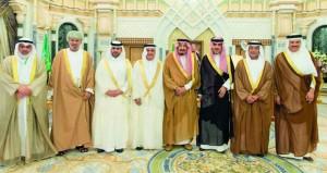 السلطنة تشارك في اجتماع رؤساء دواوين المراقبة والمحاسبة بدول المجلس في الرياض