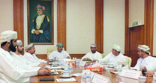 وكيل الإسكان يترأس اجتماع اللجنة الفنية المعنية بالآلية المرحلية للتخطيط العمراني