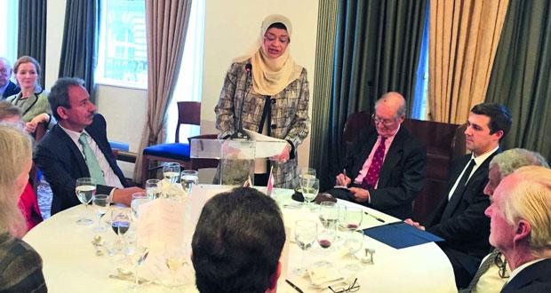 """""""التعليم العالي"""" ترعى الحفل السنوي للجمعية العمانية البريطانية بلندن"""