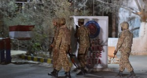 باكستان: 60 قتيلا بهجوم على اكاديمية للشرطة
