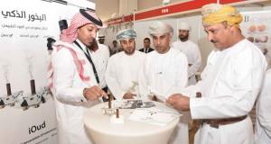 """انطلاق فعاليات معرض عمان للإمتياز التجاري """"الفرانشايز"""""""