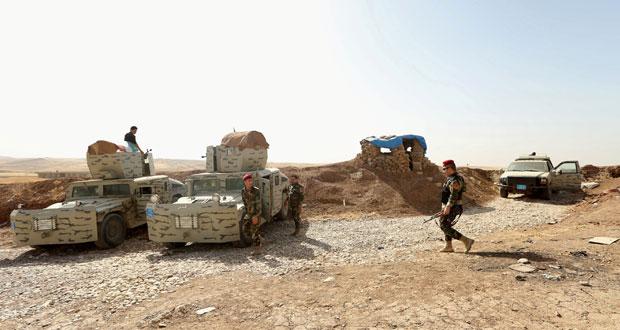 العراق يحشد قواته قبل معركة الموصل وتركيا تصر على المشاركة