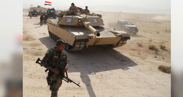 (معركة الموصل) .. تحرير نحو 20 قرية وخسائر كبيرة لداعش ومخاوف من استخدام آلاف المدنيين كدروع بشرية
