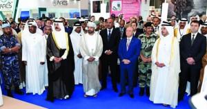 وزير الداخلية يشارك في افتتاح المعرض الدولي للأمن الداخلي بقطر