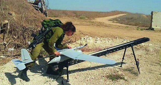 (دون طيار) في سماء غزة لتعقب قادة حماس