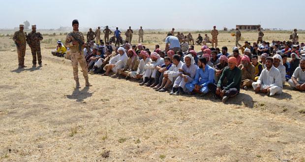 العراق : العبادي يحذر تركيا من (حرب إقليمية) إذا لم تسحب قواتها واستدعاء سفراء متبادل