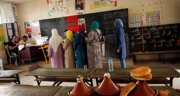 بـ125 مقعدا.. (العدالة والتنمية) يفوز بالانتخابات البرلمانية المغربية