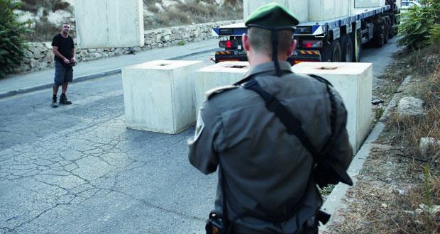 الاحتلال يطوق الضفة وغزة ويشن حملة اعتقال موسعة