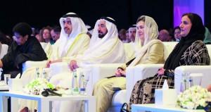 حاكم الشارقة: انخفاض نسبة الأمية في الإمارات إلى 7.3% عام 2015