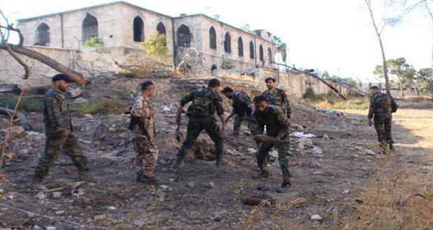 الجيش السوري يحكم سيطرته على مناطق جديدة بحلب ويتقدم فـي حماة