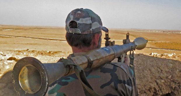 الجيش السوري يتقدم بريف حماة .. وقذائف الإرهاب تغتال أطفالا بقصف مدرسة بدرعا