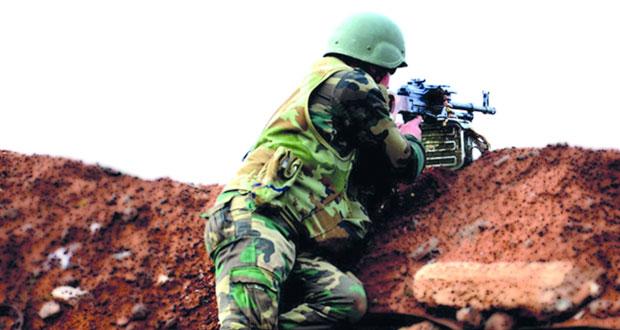 سوريا: الجيش يواصل تقدمه بحماة ويدمر عتادا للإرهابيين بأرياف اللاذقية حمص ودرعا