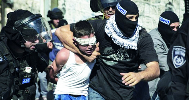 قلق فلسطيني إزاء تصاعد وتيرة استهداف الاحتلال للأطفال
