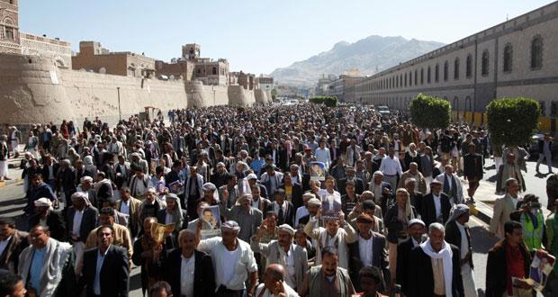 اليمن : التحالف يعترض صاروخين باليستيين باتجاه الطائف ومأرب .. ويجدد غاراته