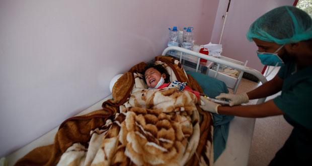 اليمن: منظمة الصحة العالمية تؤكد انتشار وباء الكوليرا