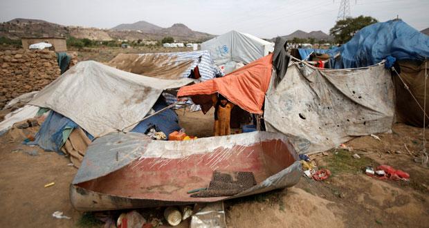 اليمن : قوات هادي تسيطر على جبل استراتيجي بنهم