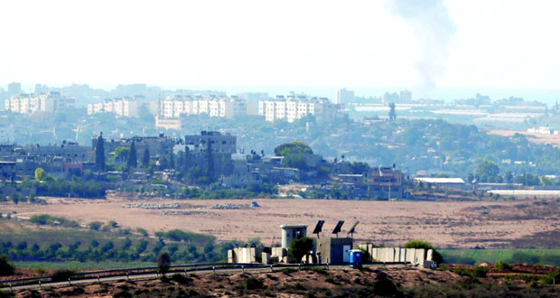 الاحتلال يشن حملة قمع واعتقال بالضفة وغارات وقصف مدفعي على غزة