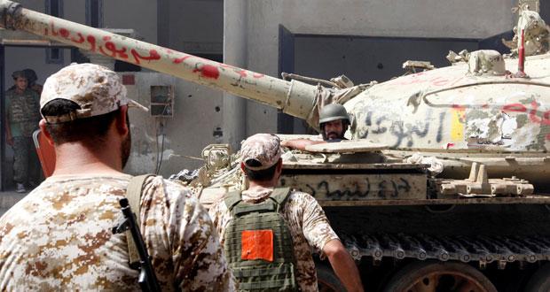 ليبيا: السراج يعتزم بحث مشاورات تشكيل الحكومة في الداخل