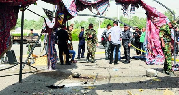 العراق: التحالف يفتتح معركة الموصل بقصف مكثف والجيش العراقي يسقط منشورات
