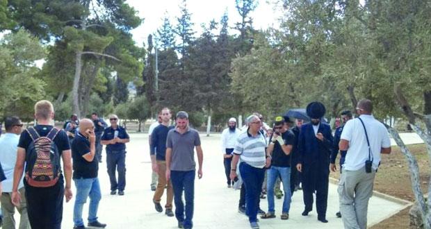 الفلسطينيون يدقون ناقوس الخطر حول الخطوات المتسارعة لتهويد القدس