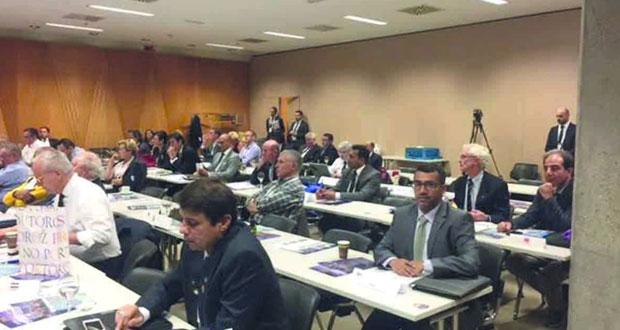 مشاركة لجنة الطب الرياضي بالأولمبية العمانية في مؤتمر الطب الرياضي الدولي