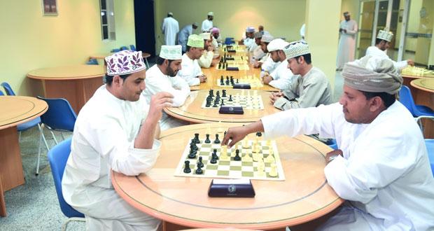 لجنة الشطرنج تواصل جاهزيتها لإطلاق بطولة عمان للشطرنج