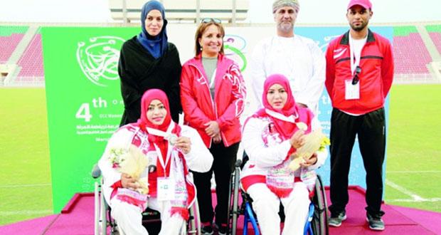 الرياضة النسائية تسير في طريق الإنجازات وتثمن دعم المقام السامي