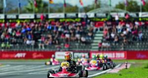 الرواحي يتطلع للتألق في ختام النهائيات الكبرى للكارتينج بإيطاليا