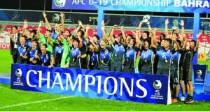 في كأس آسيا للشباب: اليابان تحقق اللقب للمرة الأولى على حساب السعودية